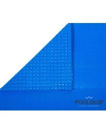 Foamafdekking blauw 6 mm