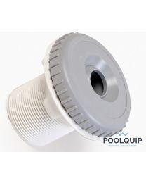 """BWT Nozzle liner met 2"""" schroefdraad of 50 mm lijm grijs"""