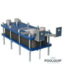 Behncke Platenwarmtewisselaar PWT510 P27 HH RVS316