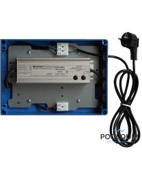 WaterVision LED Driver 80W 24V/DC in behuizing