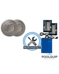 Watervison WV15 Aqua Blue pakket 2x40W