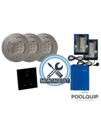 Watervision WV15 RGBxW pakket 3x40W