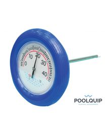 PQ thermometer rond