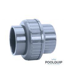 3-delige koppeling 50 mm inwendig