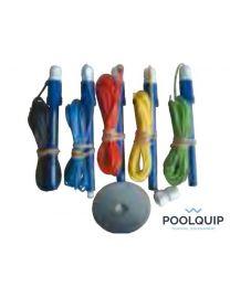 Poolquip Niveaucontrol set electrodes (5x)