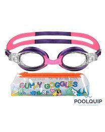 Malmsten zwembril Guppy Pink