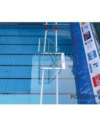 Malmsten Waterpolo doellijn, 8,7 meter
