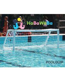 Malmsten Waterpolo Goal opblaasbaar HaBaWaBa