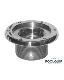 Mts Inlaatfitting Folie 40Mm Rvs