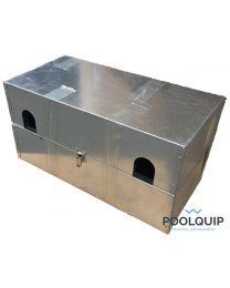 Behncke Platenwarmtewisselaar PWT910 P31 LL Isopack