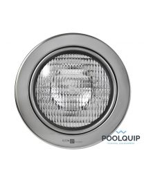 MTS Lamp SSL beton LED bol Warm wit, RVS