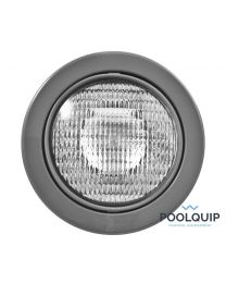 MTS Lamp SSL folie LED bol Warm wit, ABS Edelgrijs