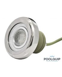 MTS SPLIII Onderwaterspot RVS 4W/12V LED RGBW