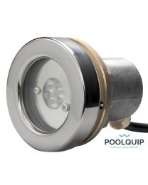 Vitalight Power LED 2.0 RVS 72 Mm Warm wit