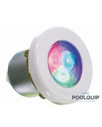 Ignia onderwaterspot LED RGB, ABS wit