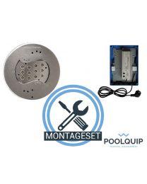 Watervision WV15 Aqua Blue pakket 1x80W