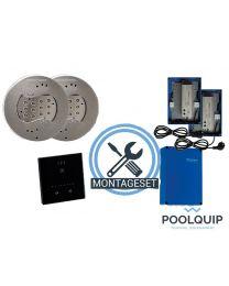 Watervision WV15 RGBxW pakket 2x40W