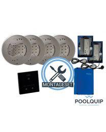 Watervision WV15 RGBxW pakket 4x40W