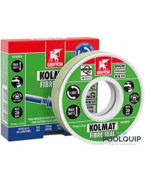 Griffon Kolmat® Fibre Seal, afdichtingsband