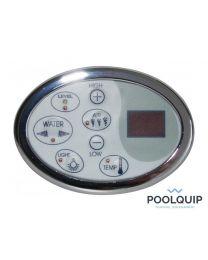 Poolquip PSC bedieningsknop 7 functies