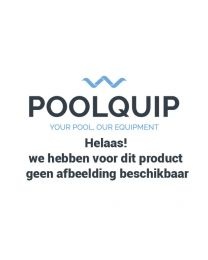 Poolquip Trainingslijn platte haken