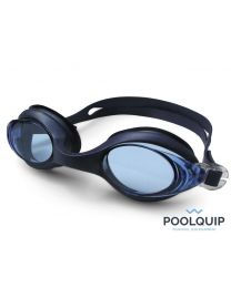 Poolquip Zwembril Flipper Blue Opal