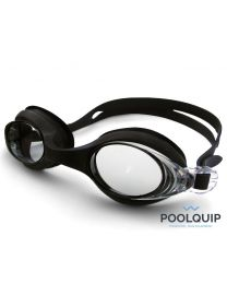 Poolquip Zwembril Flipper Black Crystal