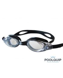 Poolquip Zwembril Orca Black Crystal