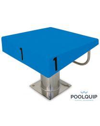 Poolquip Startblok vierkant 400mm