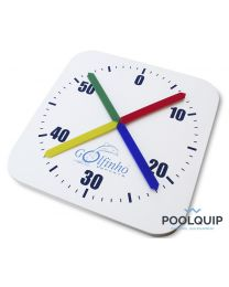 Poolquip Trainingsklok wit 80 x 80 cm