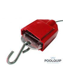 Poolquip Zwemlijn luxe spanner