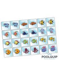 Aquagames Memory Maxi 24-delig