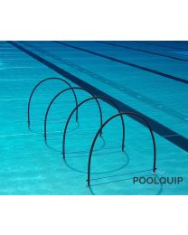 Poolquip stand-up hoepels