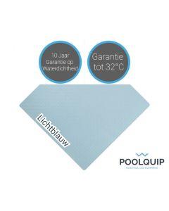 Ocean folie Deluxe antislip Lichtblauw 1,65 meter